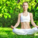 Cours de yoga à la salle des fêtes communale du Mesnil-Aubry